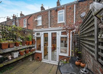 Thumbnail 1 bed terraced house for sale in Falconer Street, York