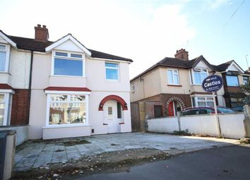 Thumbnail 3 bed semi-detached house for sale in Copse Avenue, Swindon