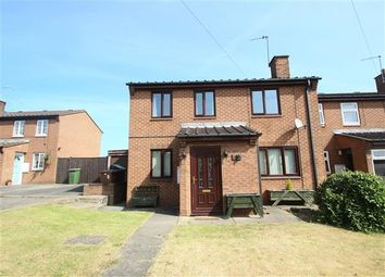 Thumbnail 2 bed terraced house for sale in Oak Tree Grove, Hemsworth, Pontefract