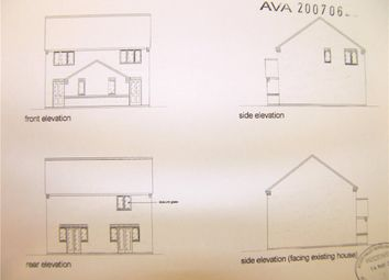 Thumbnail 2 bedroom semi-detached house for sale in Plot 2, Corner Of Birch Close, Alfreton