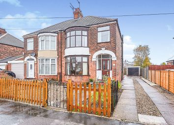 Thumbnail 3 bed semi-detached house for sale in Sunbeam Road, Hull