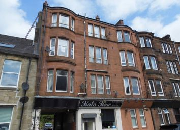 Thumbnail 1 bed flat for sale in St. James Street, Paisley