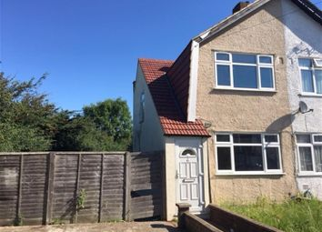 Thumbnail 2 bed semi-detached house to rent in Winchester Road, Hayes