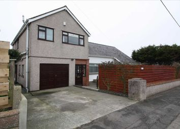 Thumbnail 5 bedroom detached house for sale in Avalon, Station Road, Rhosneigr