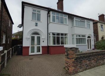Thumbnail 3 bed semi-detached house for sale in Balmoral Avenue, Liverpool, Merseyside