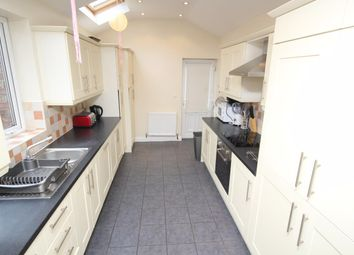 Thumbnail 6 bed terraced house to rent in Lavender Gardens, Jesmond, Newcastle Upon Tyne