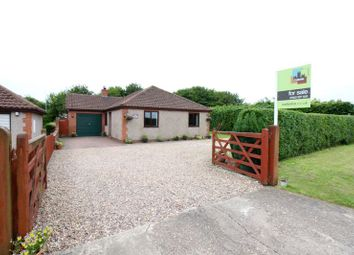 Thumbnail 3 bed detached bungalow for sale in The Briars, Lincoln Road, Goltho, (Wragby)