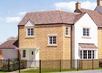 Thumbnail 3 bed semi-detached house for sale in Olympic Square, Corby