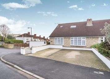 Thumbnail 2 bed bungalow for sale in Nibletts Hill, St George, Bristol, .