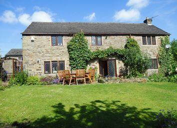 Thumbnail 4 bed barn conversion for sale in New Mills, High Peak