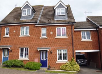 Thumbnail 3 bed semi-detached house for sale in Jacksnipe Close, Stowmarket