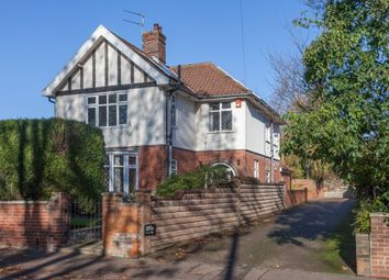 Thumbnail 4 bed detached house for sale in Earlham Road, Norwich