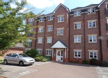 Thumbnail 2 bed flat for sale in Drillfield Road, Northwich, Cheshire