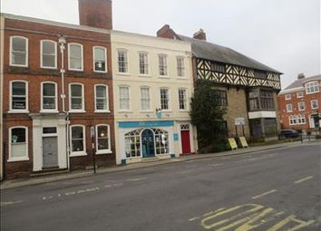 Thumbnail Commercial property for sale in Ground Floor, 56 Mill Street, Ludlow, Shropshire