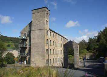 Thumbnail 2 bed flat to rent in Woodhouse Road, Todmorden