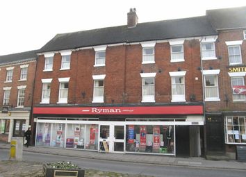 Thumbnail 1 bed flat to rent in St John Street, Ashbourne, Ashbourne