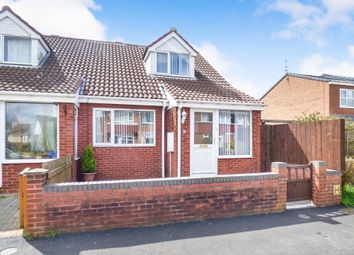 Thumbnail 2 bed bungalow for sale in Grinstead Way, Durham