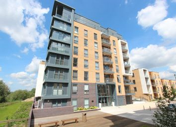 Thumbnail 2 bed flat for sale in Drake Way, Reading