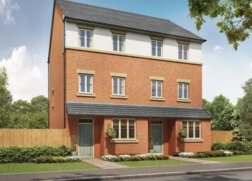 "Thumbnail 4 bedroom end terrace house for sale in ""Beamish"" at Whitworth Park Drive, Houghton Le Spring"