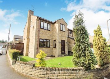Thumbnail 3 bedroom detached house for sale in Paddock Grove, Cudworth, Barnsley