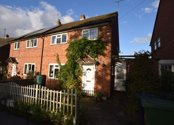 Thumbnail 3 bed semi-detached house to rent in Dunsells Close, Ropley, Alresford