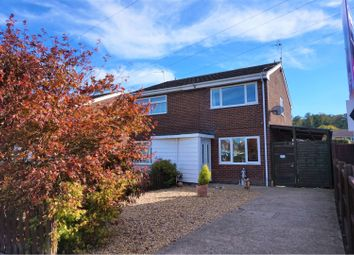 Thumbnail 2 bed semi-detached house for sale in Offa, Chirk