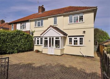 Thumbnail 4 bed semi-detached house for sale in Hothfield, Ashford