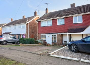 Thumbnail 3 bed semi-detached house for sale in The Four Acres, Sawbridgeworth