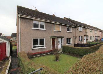 Thumbnail 2 bed end terrace house for sale in Woodhall Avenue, Coatbridge
