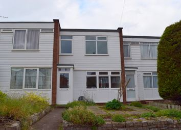 Thumbnail 2 bedroom terraced house to rent in Pinhoe Road, Exeter