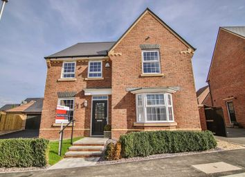 Thumbnail 4 bed detached house for sale in Steele Crescent, Llanfoist, Abergavenny