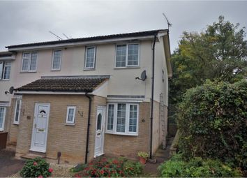 Thumbnail 2 bed end terrace house for sale in Gloucester Road, Exeter