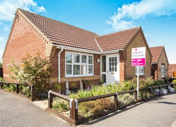 Thumbnail 2 bed detached bungalow for sale in Palmer Way, Denver, Downham Market