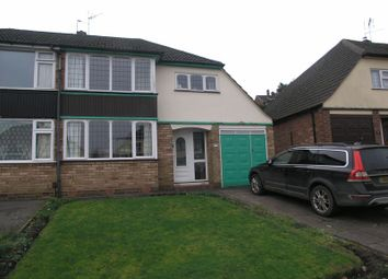 Thumbnail 3 bed semi-detached house for sale in Sherbourne Road, Cradley Heath