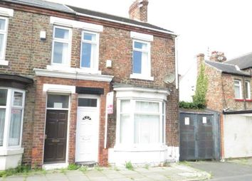 Thumbnail 2 bed semi-detached house for sale in Teesdale Terrace, Thornaby, Stockton-On-Tees
