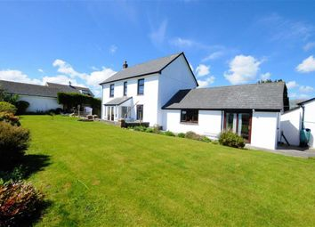 Thumbnail 5 bed detached house for sale in Chilsworthy, Chilsworthy, Holsworthy, Devon