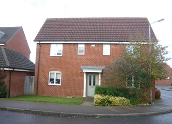 Thumbnail 4 bedroom detached house to rent in Civray Avenue, Downham Market