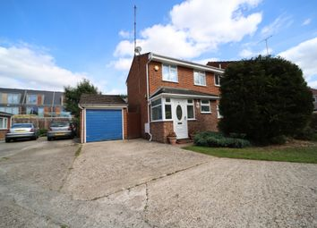 3 bed semi-detached house for sale in Evergreen Way, Hayes, Greater London UB3