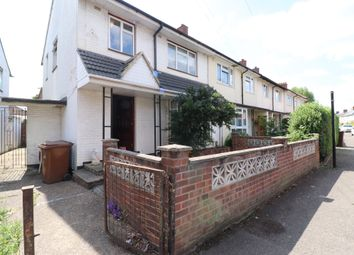 Thumbnail 3 bed terraced house to rent in Millfield Avenue, Walthamstow, London