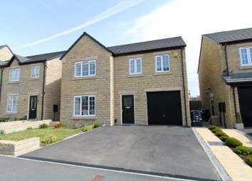 Thumbnail 4 bed detached house for sale in Anvil Court, Lindley, Huddersfield