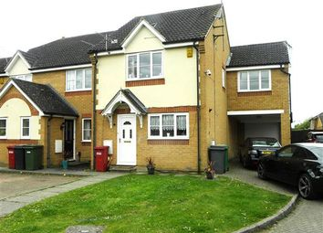Thumbnail 4 bedroom end terrace house for sale in Trumper Way, Cippenham, Slough