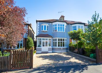 Thumbnail 4 bedroom semi-detached house for sale in Langley Drive, London