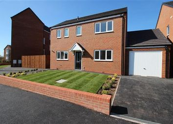 Thumbnail 3 bed detached house for sale in Birch Lane, Pelsall, Walsall