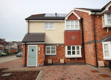 Thumbnail 2 bed flat for sale in Dalar Aur, Llandudno Junction