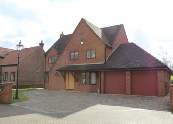 Thumbnail 4 bed detached house for sale in Hatchell Drive, Bessacarr, Doncaster