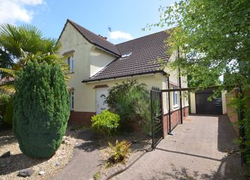Thumbnail 3 bed semi-detached house for sale in Pinces Gardens, St. Thomas, Exeter