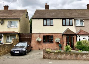 Thumbnail 3 bed end terrace house to rent in Burrow Green, Chigwell