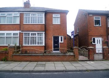 Thumbnail 3 bed semi-detached house for sale in Morden Avenue, Ashton-In-Makerfield, Wigan