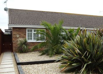 Thumbnail 2 bed semi-detached bungalow for sale in Glen Crescent, Selsey, Chichester
