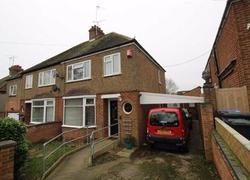 Thumbnail 3 bed semi-detached house for sale in Western Avenue, Daventry